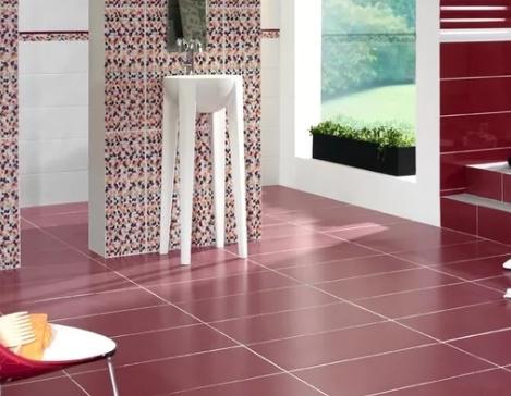 Керамическая плитка для ванной – преимущества, виды, характеристики