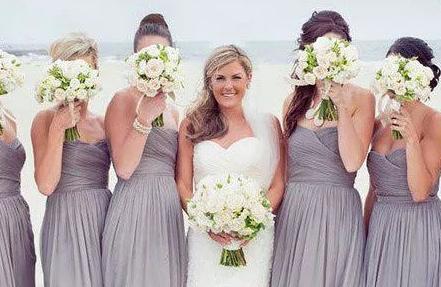 О выборе цвета или какие цвета актуальны для летней свадьбы
