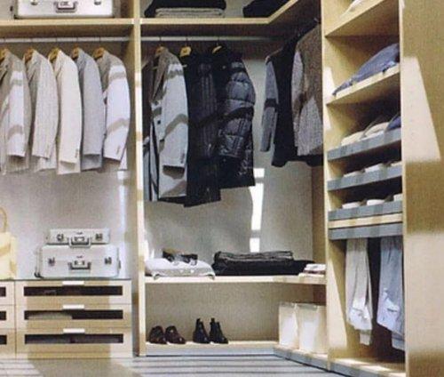 Гардеробная. Основные правила планировки гардеробной