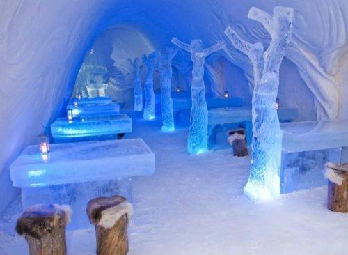 Обзор ресторанов Ninja, Picasso, Bed и Snowcastle