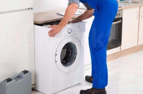 Установка стиральной машины быстро и недорого