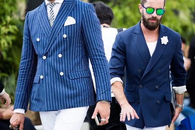 Мужская мода весна-лето 2018  тенденции » Mytml - полезные советы ... c58f3e00235