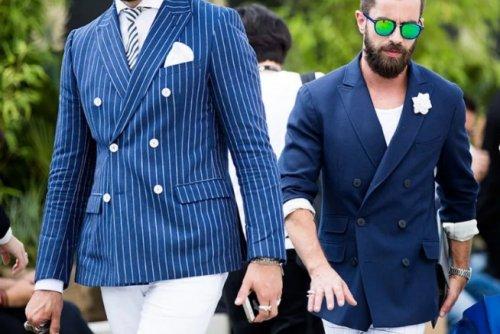 Мужская мода весна-лето 2018: тенденции