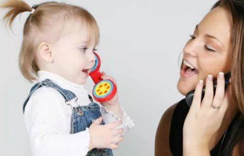Так что такое правильное общение с маленьким ребенком?