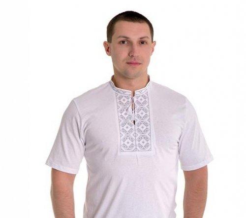 Белая футболка - это стильно!