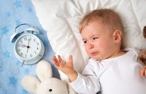 Детский сон. Причины плохого засыпания