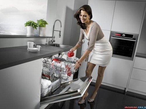 Советы по выбору посудомоечной машины в школе видеоблогеров