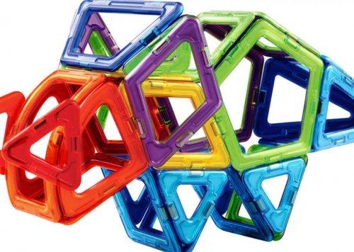 Преимущества магнитных конструкторов