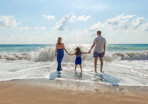 Семейный отдых – выбирайте спокойные места!