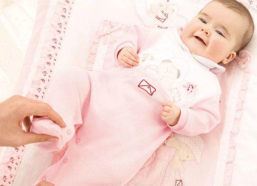 Как выбрать одежду новорожденному