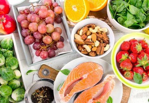 Фрукты и овощи, богатые антиоксидантами