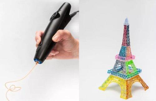 Что такое 3D-ручка? И какие у нее плюсы