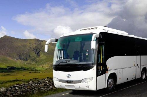Где заказать автобусные перевозки из Крыма в Украину