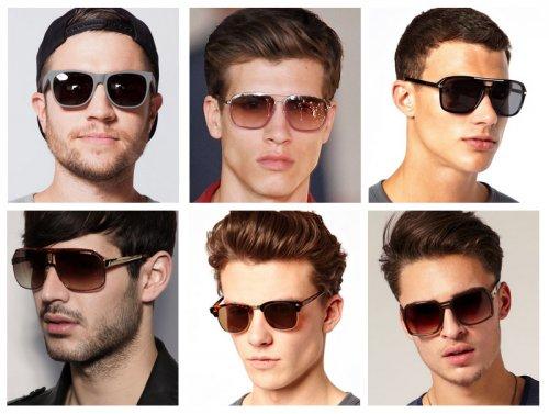 Мужские солнцезащитные очки – как правильно их выбрать
