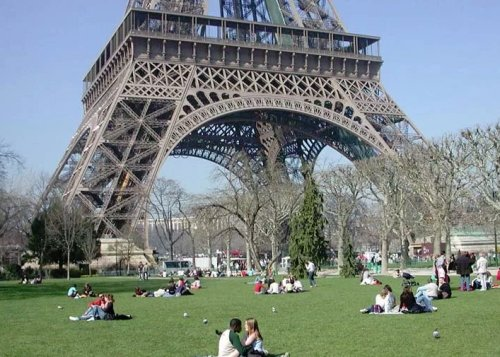 Куда поехать отдыхать в апреле