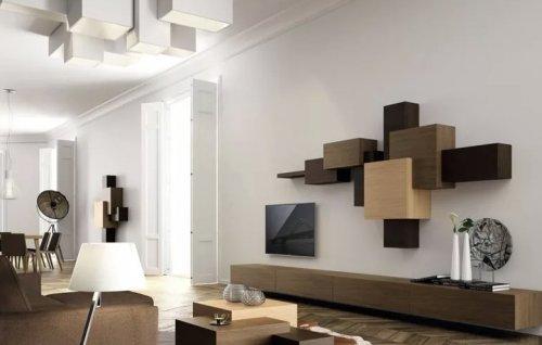 Конструктивизм в дизайне интерьера