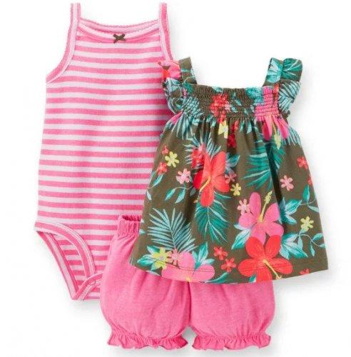 Летняя одежда для девочек