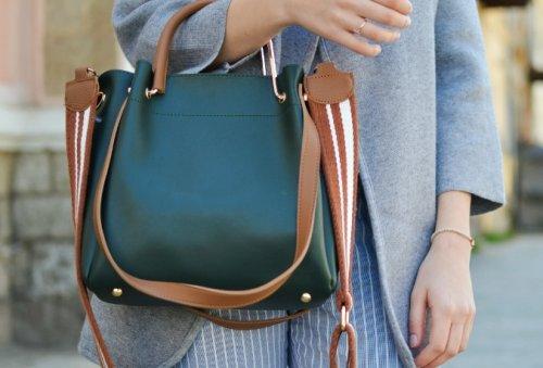 Как подобрать стильную большую женскую сумку
